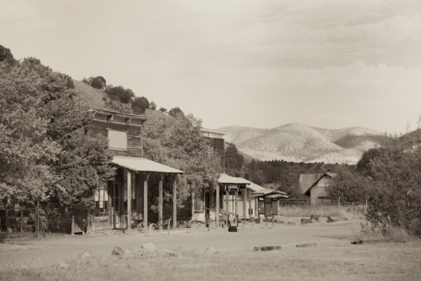 Ghost Towns of Southern New Mexico