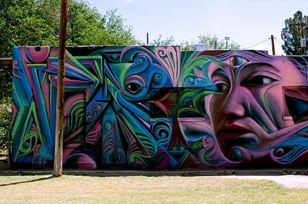 Las Cruces Murals | Murals of Las Cruces | Image by: muralsoflascruces.com